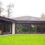 Tamplarie de exterior din lemn